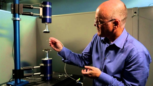 Argonne National Laboratory: Acoustic levitation