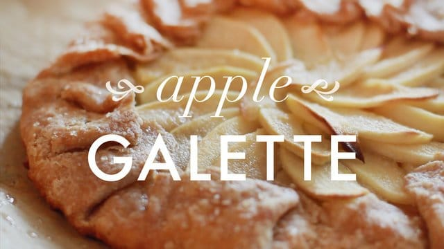 Elephantine: How to make an Apple Galette
