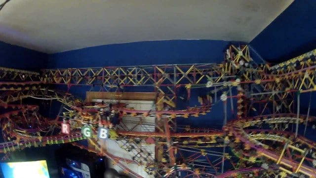 K'nex engineering marvel: Clockwork