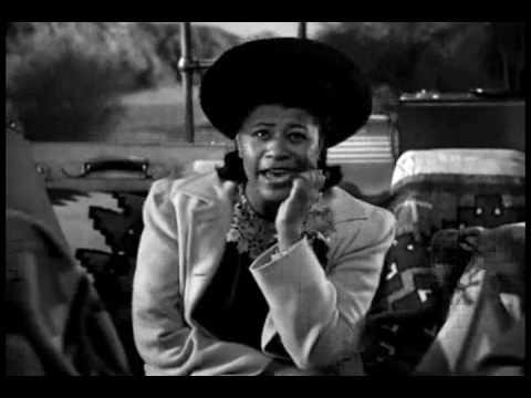 Ella Fitzgerald sings A Tisket a Tasket