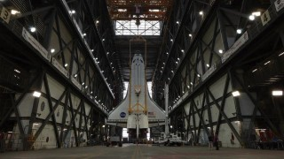 TheSpace ShuttleAtlantis: The Last Roll-Out