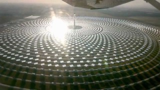 24/7 Concentrated Solar Thermal Power + Molten Salt Storage