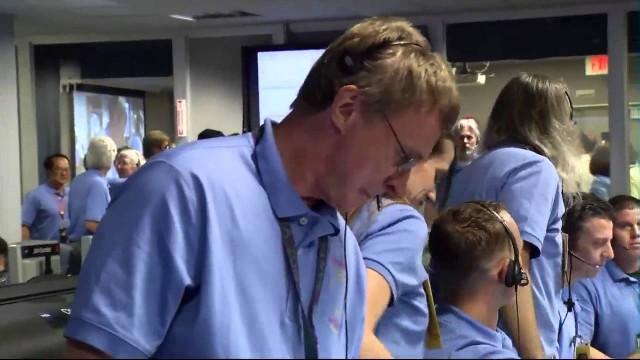 A recap of Curiosity's phenomenal landing on Mars