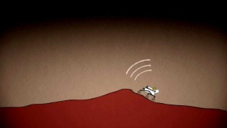 Phoning Home – NASA JPL and communicating from Mars