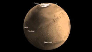 Tour all six NASA spacecraft to reach the Red Planet
