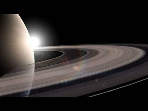 Saturn's Mysterious Moons
