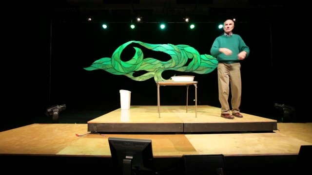 Portland TEDx: How to use a paper towel