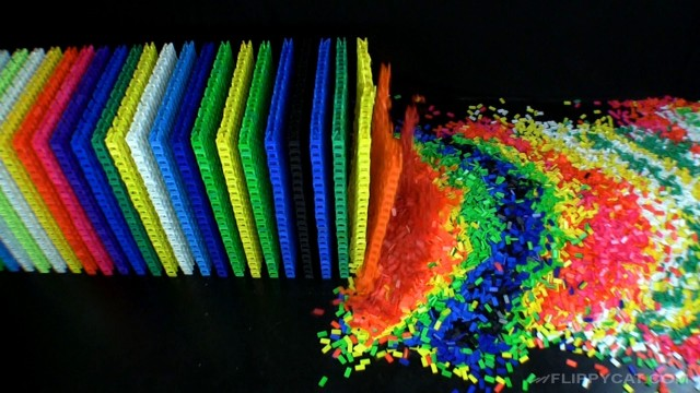 Amazing 60,000 Dominoes