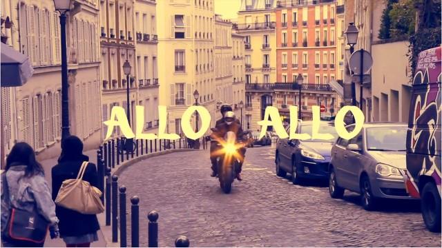 Allo Allo {Deux Américains à Paris}