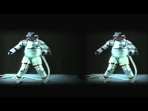 Science Friday: A Spacesuit Ballet