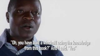 Moving Windmills: The William Kamkwamba story