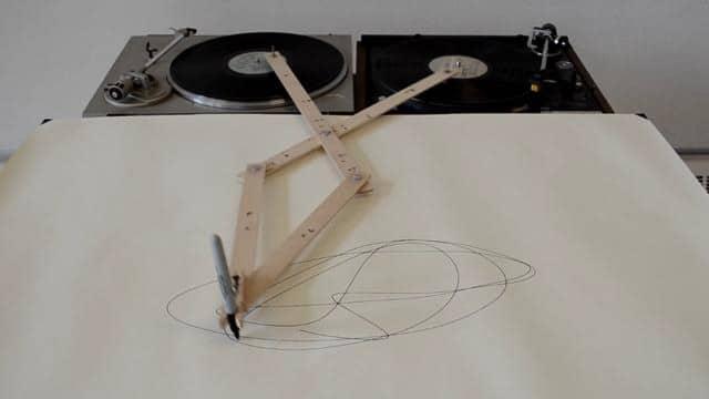 Robert Howsare's Drawing Apparatus