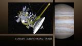 NASA's Cassini spacecraft: Flying by Jupiter (2000)