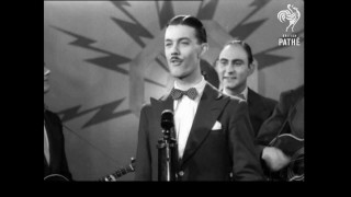 British Pathé: The World's First Beatboxing Champion in 1938