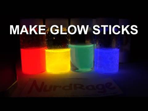 How to Make Glow Sticks