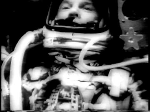 Space Triumph! Glenn Flight Thrills World (1962)