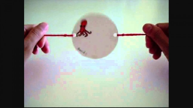 How to make your own thaumatrope
