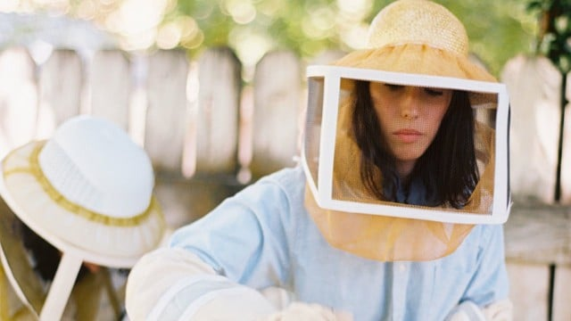 Kinfolk Magazine: Harvesting honey