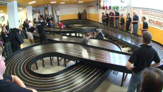 Slot car racing in Finland