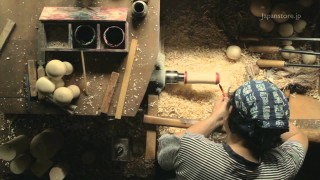 How Kokeshi Dolls are made