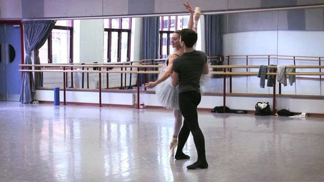 Birmingham Royal Ballet – Sleeping Beauty rehearsals