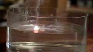 Exploding elements –Alkali metals in water