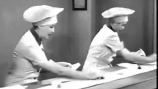 I Love Lucy: Candy Factory Conveyor Belt