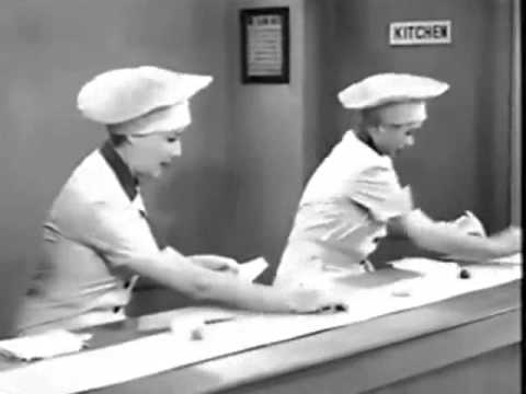 Candy Factory Conveyor Belt – I Love Lucy