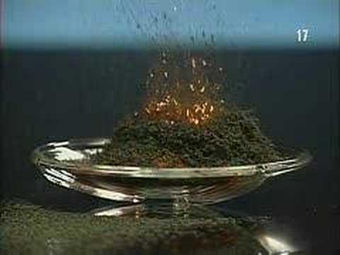 (NH4)2Cr2O7! Ammonium Dichromate Volcano