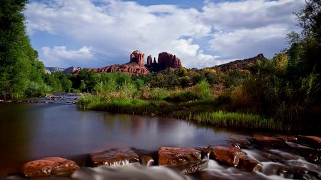 Landscapes – Exploring Arizona and Utah in time lapse