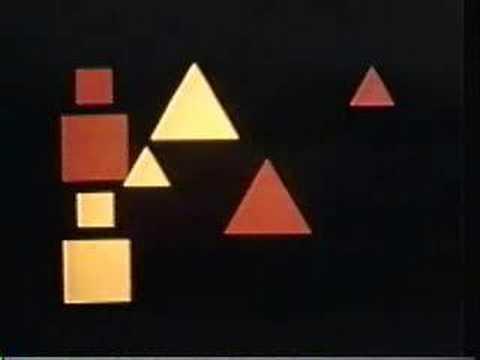 Shape Organization, a Sesame Street classic