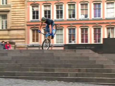 Danny MacAskill's Street Trials