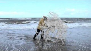 Beach Creatures: Theo Jansen and his Strandbeests
