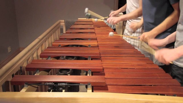 The Legend of Zelda Theme on Marimba
