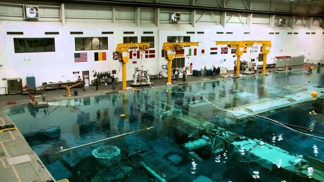 The Neutral Buoyancy Lab