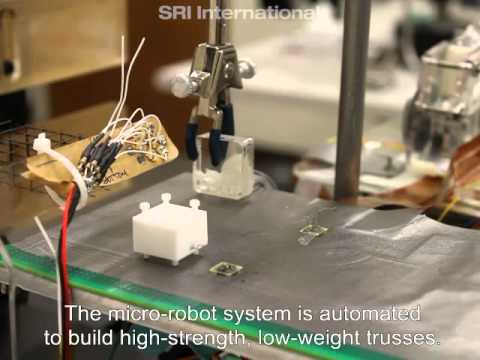 Magnetically Actuated Micro-Robots