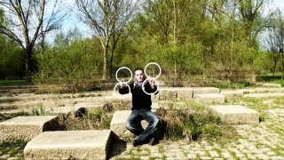 Amelymeloptical Illusion: A ring performance