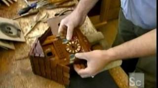 Cuckoo Clocks – How It's Made