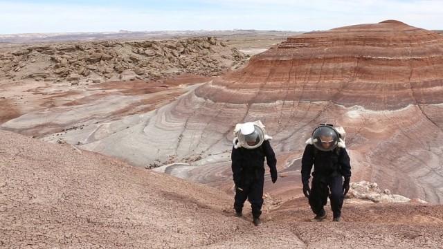 Mars Society's Mars Desert Research Station