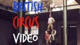 A circus in an abandoned Victorian Sail factory