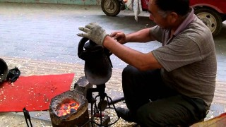 Amazing Chinese Popcorn Cannon