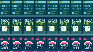 Sugar: Hiding in plain sight