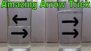 Reversing Arrow Illusion