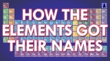 It's Okay to Be Smart: How The Elements Got Their Names