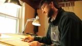 Sway: Portrait of Nick Wroblewski, Woodcut Printmaker