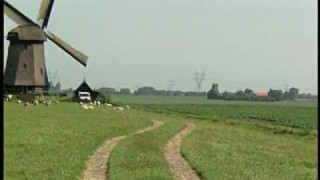 The Netherlands: Working Windmills