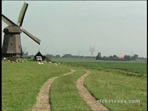 The Netherlands: The physics & engineering of windmills