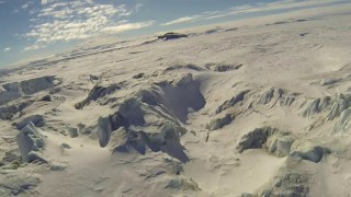 The Seventh Continent: Flying a helicopter over Antarctica