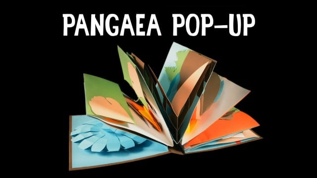 TED Ed: The Pangaea Pop-up