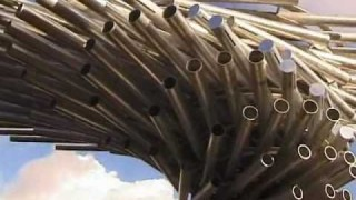 The Singing, Ringing Tree of Lancashire, England